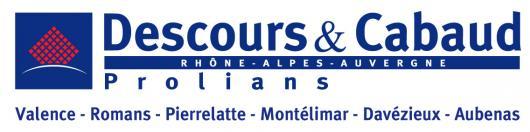 Visuel : JOURNEE TRAVAUX DE MISE EN CONFORMITE ACCESSIBILITE DESCOURS ET CABAUD LE 04/05/2017