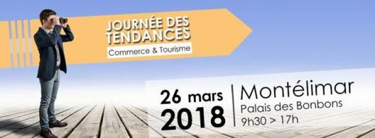 Visuel : JOURNEE DES TENDANCES COMMERCE ET TOURISME